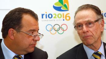 Kétmillió dollárt fizetett egy brazil kormányzó a Nemzetközi Olimpiai Bizottság tagjainak