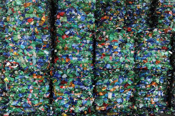 Újrahasznosításra váró hulladék