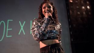 Színesbőrű színésznő kapta Ariel szerepét – kiakadtak a rajongók