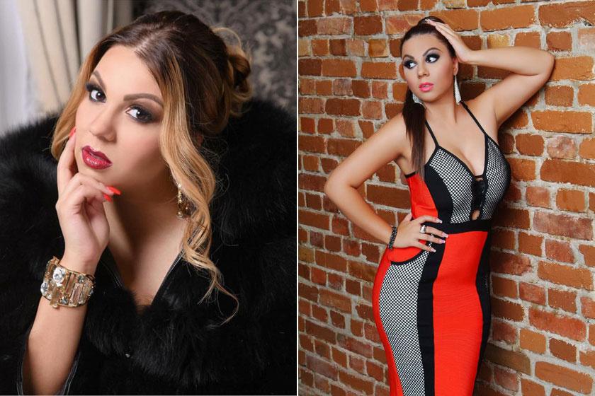 Mága Zoltán lánya, Jennifer az egyik legdögösebb magyar énekesnő.