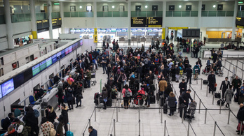 A londoni reptéren letartóztattak egy svéd iszlamistát