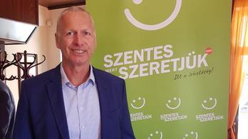 Georg Spöttlét indítja a Fidesz Szentesen képviselőjelöltként