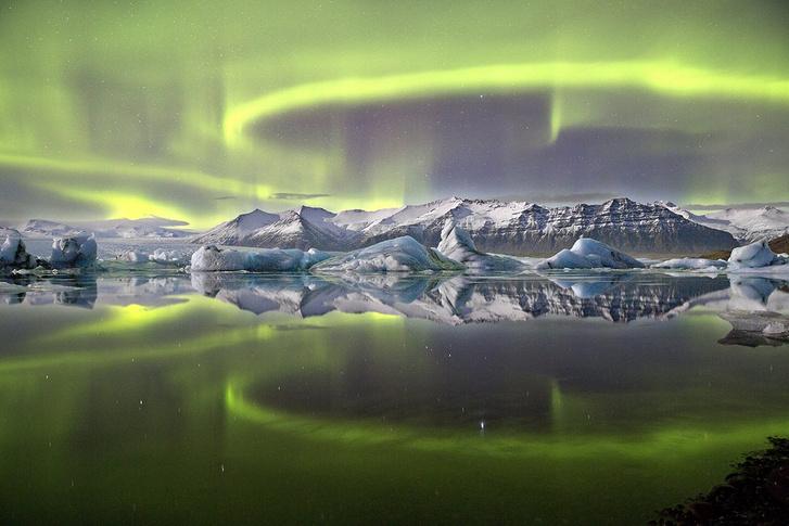 Vatnajökull Nemzeti Park, Izland