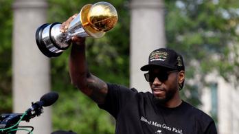 A Clippershez igazol az NBA-döntő legjobb játékosa