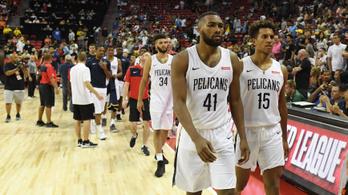 Az erős földrengés miatt félbeszakítottak egy NBA-meccset