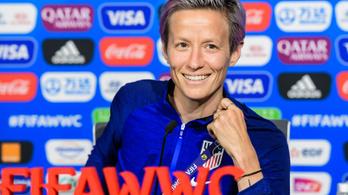 A FIFA-nak is beszólt a női futball lázadója