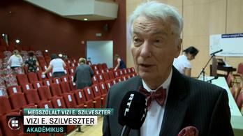 Vizi E. Szilveszter elismerte, hogy beszélt Palkovics Lászlóval