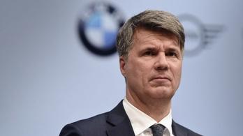 Távozik posztjáról a BMW elnök-vezérigazgatója
