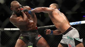 Soha még ennyire nem szorongatták meg a UFC verhetetlen bajnokát