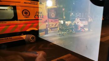 Epilepsziás rohamot kapott egy férfi, a rendőrök élesztették újra