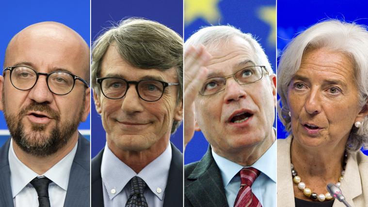Kompromisszumkereső belga, ellenzéki olasz, szókimondó spanyol, dörzsölt francia az EU élén
