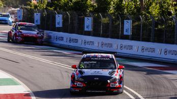 Foggal-körömmel küzd a Hyundai Michelisz bajnoki címéért, 24 pontra az első hely