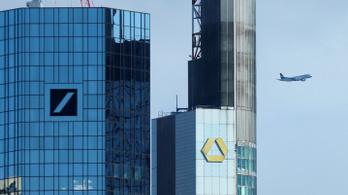 Kirúgja a dolgozóinak több mint negyedét a legnagyobb német bank