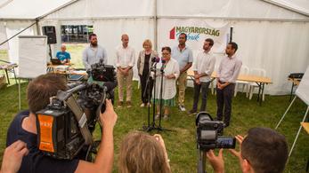 A Jobbik kivételével a nagyobb ellenzéki pártok mind elítélték a gyűlöletbeszédet