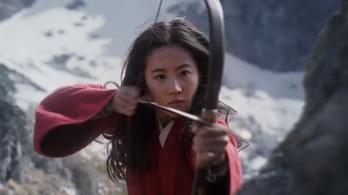 Amerikában moziba se kerül az élőszereplős Mulan