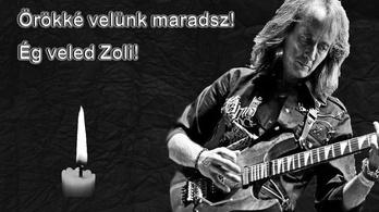 Kiállítással búcsúztatják Ambrus Zoltánt a Rockmúzeumban