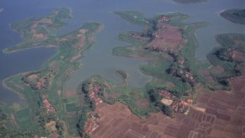 Indonézia egy fővárosnyi területet elvesztett a tengerszint-emelkedés miatt