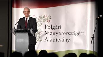 Szépen gazdagodik a Fidesz pártalapítványa