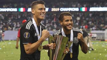 Mexikó káprázatos góllal nyerte meg az Arany-kupát