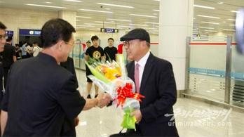 Észak-Koreába disszidált egy korábbi dél-koreai vezető fia