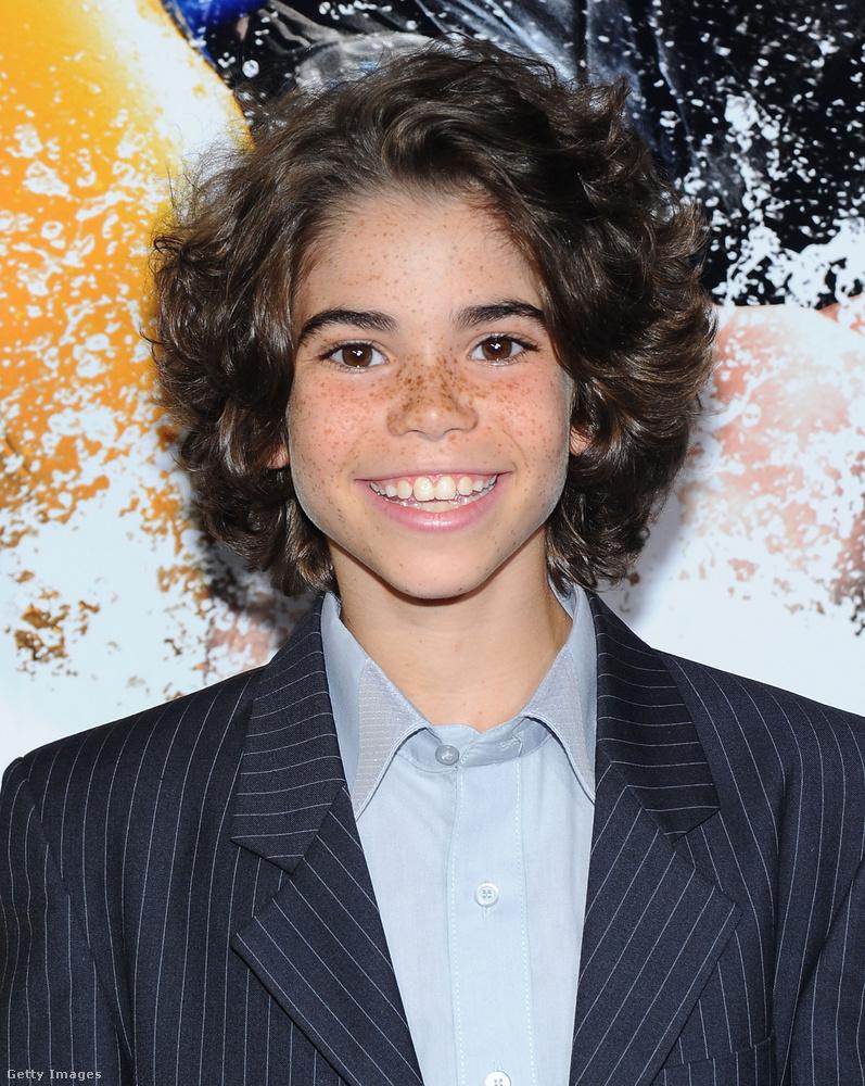 A fiú halálhíréről a család számolt be, akik elmondták, hogy egy betegségével összefüggésben kapott agyvérzést a színész