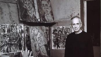 Meghalt Leon Kossoff, a Londoni Iskola festője