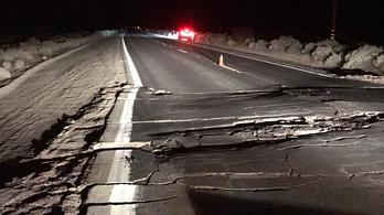 Megdöbbentette a geológusokat a kaliforniai ikerföldrengés
