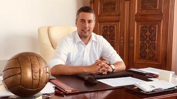 Szijjártó Péter volt csapattársa lett a Budapest Honvéd új ügyvezetője