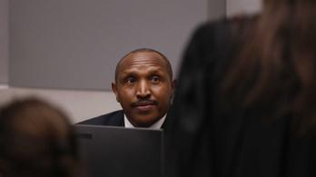 18 vádpontban találták bűnösnek a kongói Terminátort