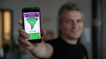 3600 darab BKK-mobiljegyet vettek az első hónapban