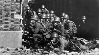 Japán vegyi fegyvert vetett be Kínában 1939-ben