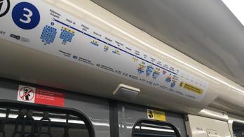 Elkezdték intézni a klímát a 3-as metróra