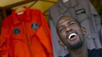 Motorbalesetben meghalt a DJ, aki az első fekete afrikai lehetett volna az űrben