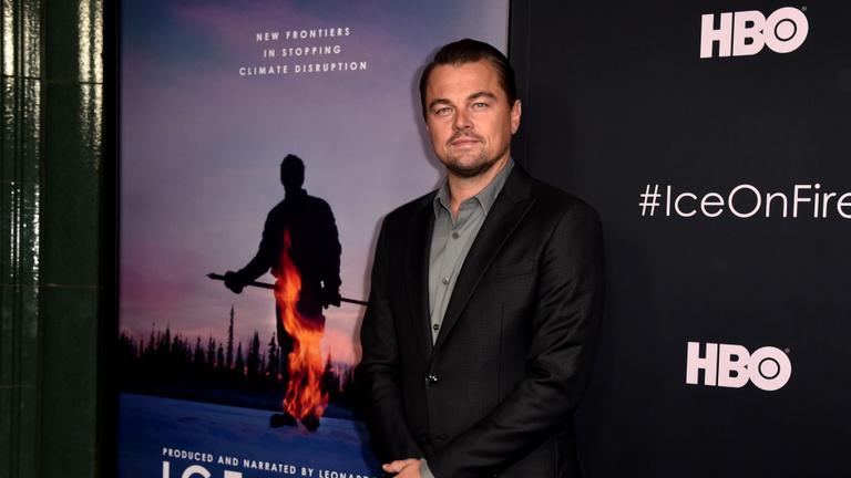 Itt van Leonardo DiCaprio hadserege, ami megmenti a Földet