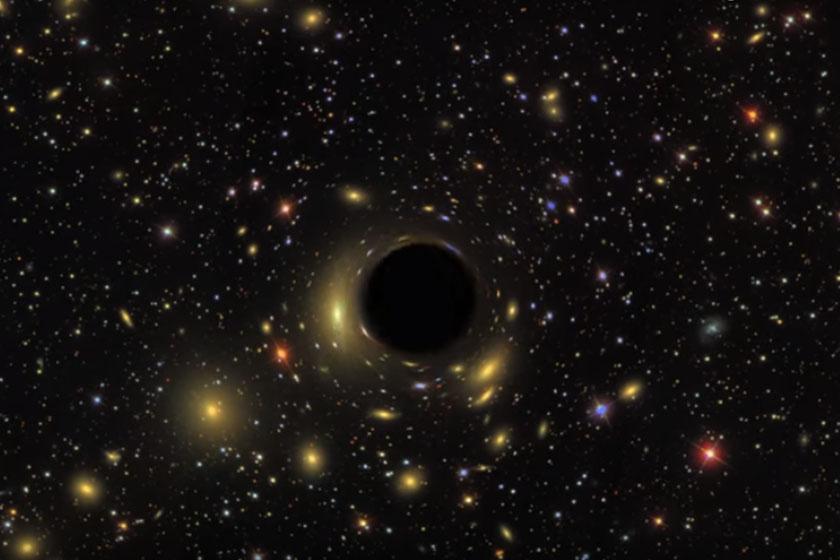 Először is érdemes tisztázni a fekete lyuk fogalmát. A téridő olyan tartományáról van szó, ahol annyira erős a gravitáció, hogy még a fény sem képes távozni.