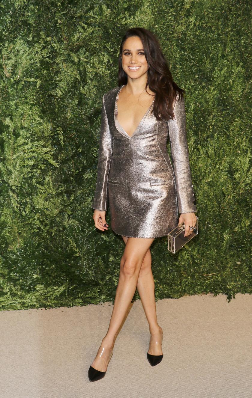 A Vogue partiján is megjelent még színésznő korában.