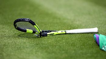 Rekordmennyiségű büntetést szórnak Wimbledonban