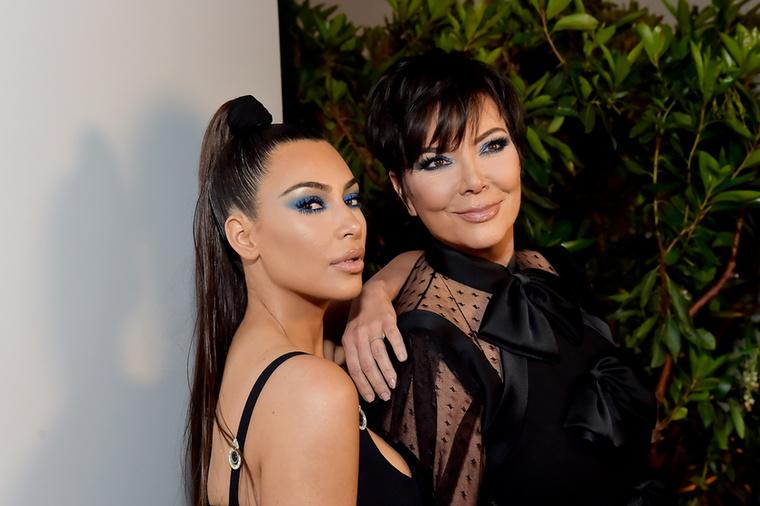 Kim Kardashian ésKris JennerA Kardashian-klán bővelkedik lány gyermekekben, a fához azonban egyértelműen Kim esett a legközelebb