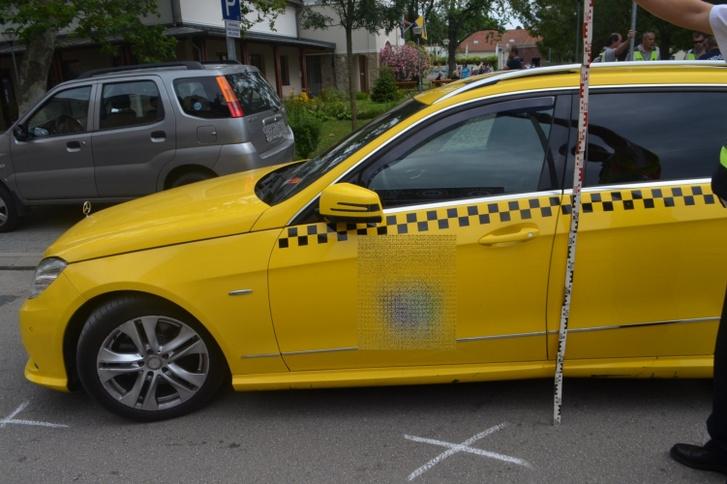 taxi mod