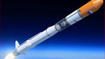 Az oroszoknak is lesz visszatérő űrrakétájuk