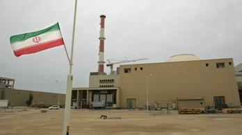 EU: Irán hagyjon fel az engedélyezettnél nagyobb urándúsítással