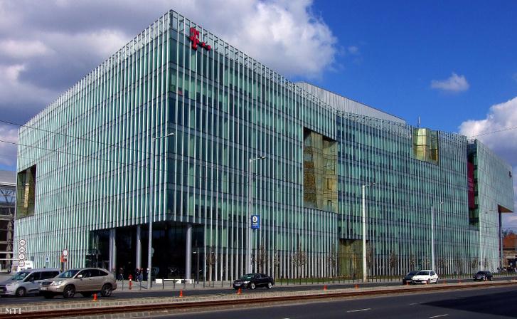 A Magyar Telekom Nyrt. és a T-Systems közös székháza