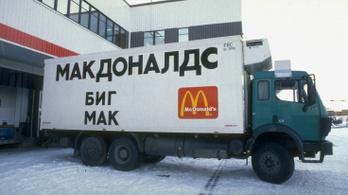Elindult a McDonald's házhozszállítási szolgáltatása Budapesten