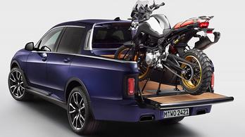 Mi az ideális motorszállító a BMW szerint?