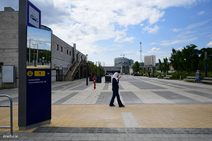 Etele tér végállomás (Kelenföld vasútállomás)