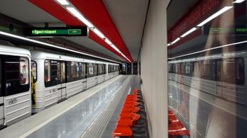 Jövőre szerelhetnek klímát a 3-as metró kocsijaiba