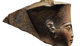 Egyiptom az Interpollal keresteti Tutanhamon elárverezett fejszobrát
