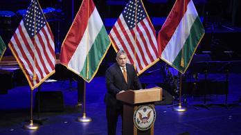 Orbán: A magyaroknak és az amerikaiaknak ugyanolyan fontos a függetlenség