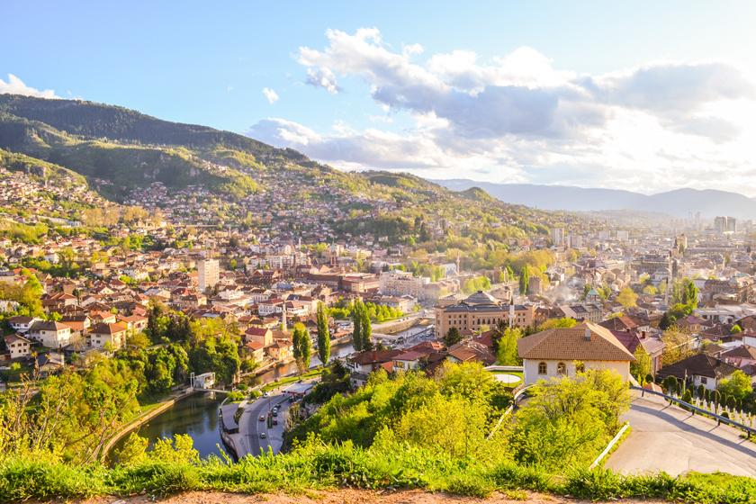 Európa Jeruzsálemének nevezik a várost: az életben egyszer biztosan látni kell Szarajevót