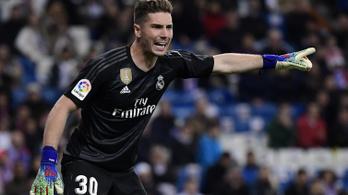 A Real Madrid kölcsönadja Zidane fiát